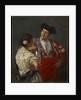 Offering the Panal to the Bullfighter, 1873 by Mary Stevenson Cassatt