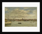 Dunkerque, 1889 by Eugene Louis Boudin