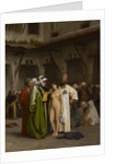 The Slave Market, 1866 by Jean Leon Gerome