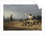 Bird Hunting, 1830 by Alexandre Gabriel Decamps