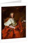 Cardinal Guillaume Dubois, 1723 by Hyacinthe Francois Rigaud