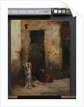 Beggars by a Door, 1870 by Mariano José María Bernardo Fortuny y Carbó