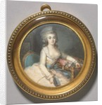 Portrait of a Woman, c.1780 by Maximilien Villers