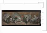Frieze of Dancers, c.1895 by Edgar Degas