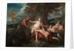 Pan and Syrinx, 1720 by Jean Francois de Troy