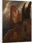 Ruin by the Sea, 1881 by Arnold Bocklin