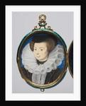 Portrait of a Woman, c.1593 by Nicholas Hilliard