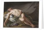 Sleep, c.1771 by Jean Bernard Restout
