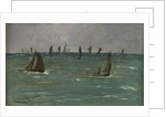Boats at Berck-sur-Mer, 1873 by Edouard Manet