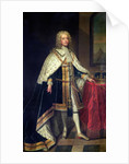 George II by Enoch Seeman