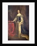 Queen Mary II by Godfrey Kneller