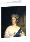 Portrait of Queen Victoria by Sir Francis Grant