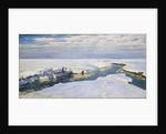 Winter Landscape, 1915 by Julian Falat