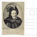 John Kazimir Vasa 1650 by Willem Hondius