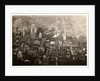 Aerial photo of downtown Philadelphia, taken from the LZ 127 Graf Zeppelin by German Photographer