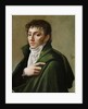 Portrait of Etienne-Henri Mehul by Baron Antoine Jean Gros