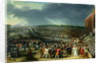 The Celebration of the Federation, Champs de Mars, Paris, 14 July 1790 by Charles Thevenin