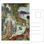 The Unicorns by Gustave Moreau