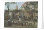 Pleasure Gardens at Montmartre by Vincent van Gogh