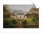 "Bonaparte's Mal-Maison at St. Helena"" by John Hassell"