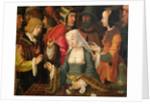 The Fortune Teller by Lucas van Leyden