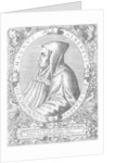 Albertus Magnus by Theodore de Bry