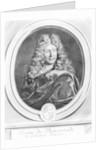 Isaac de Bensserade by Gerard Edelinck