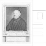 Dominique Bouhours by Etienne Jehandier Desrochers