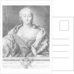 Elizabeth I of Russia by Yevgraf Chemesov