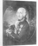 Ferdinand I of Bourbon, King of the Two Sicilies by Johann Peter Pichler