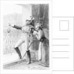 Illustration from 'The Siege of Berlin' by Albert Pierre Dawant