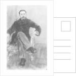 Gustave Geffroy by Jean Francois Raffaelli