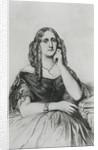Delphine de Girardin by Andre Adolphe Eugene Disderi