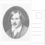 Nicolas Gogol by French School