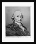 Portrait of Johann Gottfried Herder by Faustino Anderloni