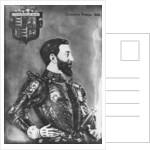 José-Maria de Heredia by Claudius Popelin