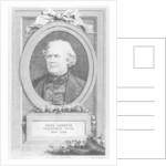 Portrait of Paul Lacroix by Eugène Gaujean