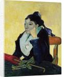 L'Arlesienne by Vincent van Gogh