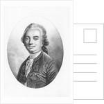 Jean-François de La Harpe by French School