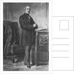 Alphonse de Lamartine by Ange-Louis Janet