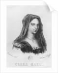 Portrait of Clara Gazul by Etienne Jean Delecluze