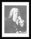 Jean-Baptiste Rousseau by Jacques Andre Joseph Camelot Aved