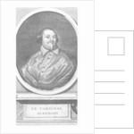 Cardinal Alberoni by French School