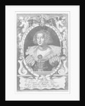 Anne of Austria by French School
