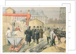 The Prince of Wales Visiting the Building Site of the 1900 Universal Exhibition by F.L. & Tofani