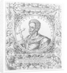 David Beldugian, Emperor of Abyssinia by Theodore de Bry