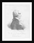 Armand de Gontaut, Duc de Biron by Francois Seraphin Delpech