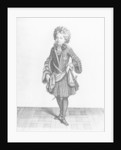 Louis, Duke of Burgundy by Nicolas Arnoult