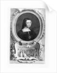 Portrait of Catherine of Aragon by Jacobus Houbracken