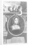Catherine of Aragon by Cornelis Vermeulen